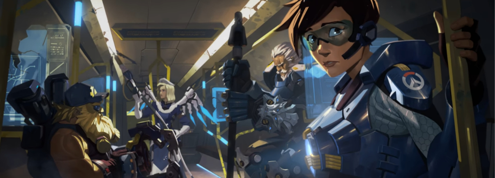 Overwatch's latest event, Uprising, is now live