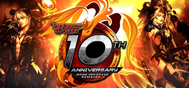 Perfect World Philippines celebrates its 10th year anniversary this 2017