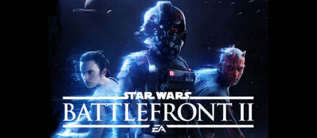 EA reveals Star Wars Battlefront II at Star Wars Celebration Orlando