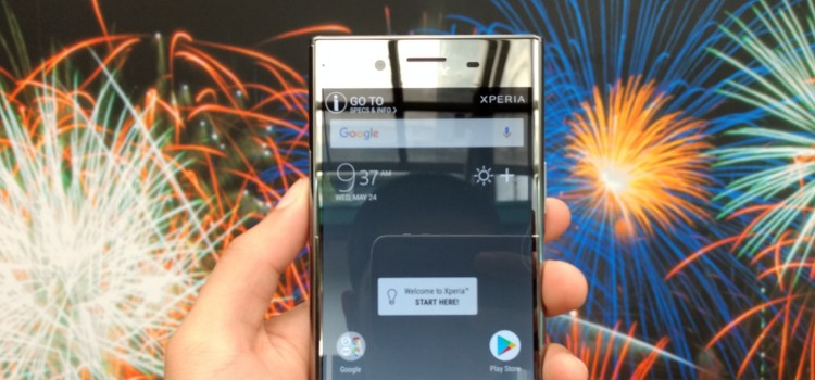 Sony releases the Xperia XZ Premium in the Philippines; showcases the rest of the 2017 Xperia Lineup