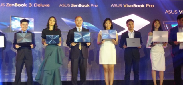 ASUS unveils full ZenBook lineup for 2017, along with new VivoBook and AiO models