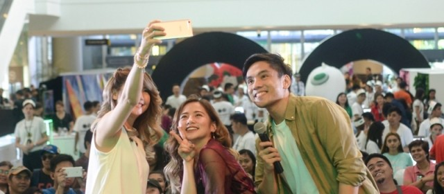 The F3 sets new sales record for OPPO Philippines