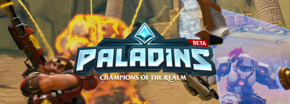 Hero shooter Paladins now free-to-play in Open Beta for consoles!
