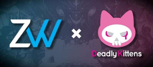 Zenway Productions Acquires Esports Team DeadlyKittens