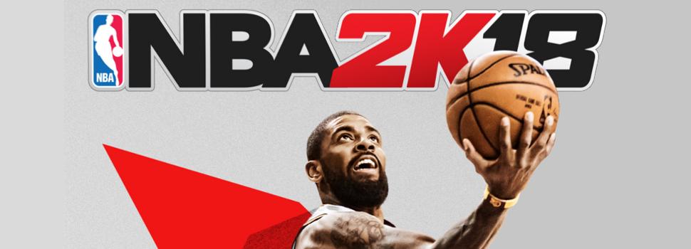 Kyrie Irving: NBA Champion, Kia NBA All-Star MVP, and Cover of NBA® 2K18