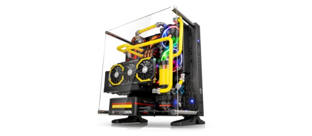 Thermaltake Sponsors CyberMods 24hrs at COMPUTEX 2017