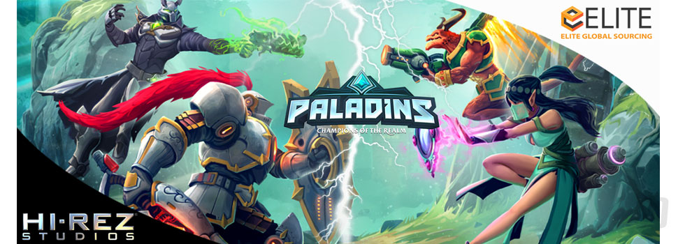 Paladins releases summer-themed items and game fixes in OB53