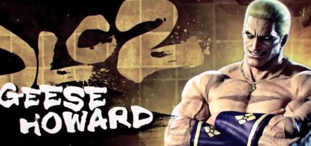 The TEKKEN and Fatal Fury Universes Collide as Geese Howard Joins the Next Battle in TEKKEN 7