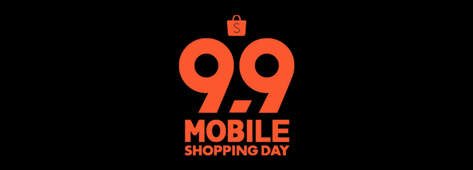 "Shopee Kicks Off ""Shopee 9.9 Mobile Shopping Day"", with up to 99% off on select items"