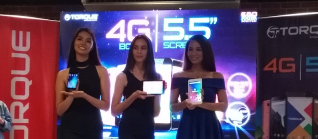 TORQUE launches their smartphone lineup for the 2nd Half of 2017