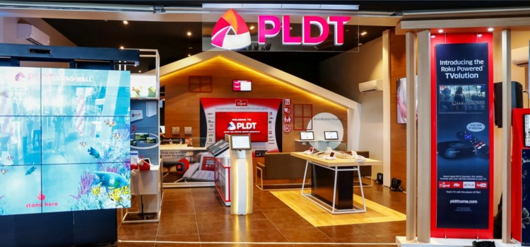 PLDT opens first concept store in Metro Manila at the Promenade in Greenhills