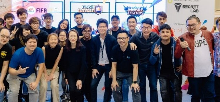 Zenway Productions takes the heartlands by storm with The Seletar Mall Esports Festival!