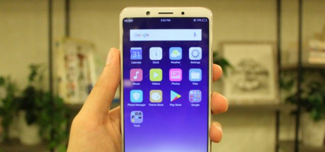 OPPO launches their long-awaited F5 smartphone