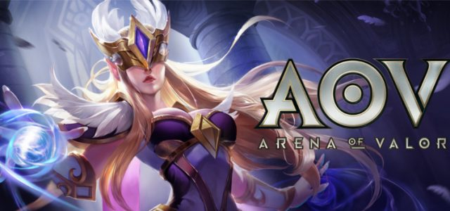 Play Together, Win Together on  Arena of Valor's 317 Day