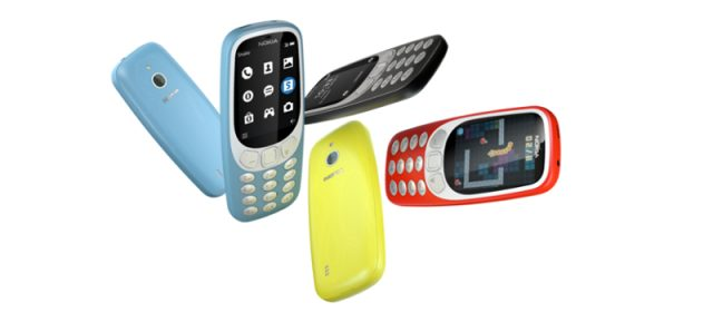 Nokia 3310 3G now available in the Philippines for P2,790