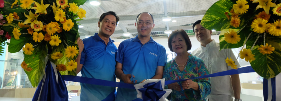 ASUS Philippines Celebrates Milestone Anew with First ZenFone Concept Store in Visayas Region