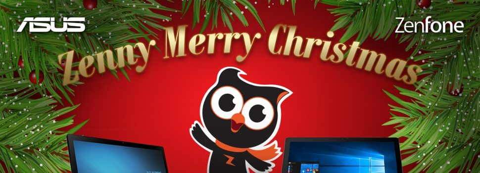 Celebrate The Holiday Season With Zenny And Get The Chance To Win Awesome Premium Prizes!