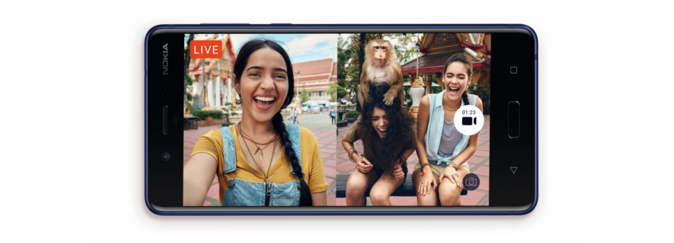 Vlog like a pro with the Nokia 8