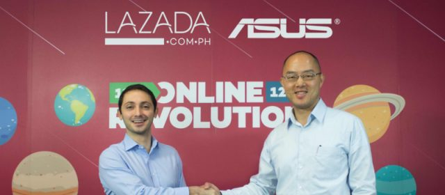 ASUS Philippines Strengthen its Partnership with Lazada by Joining Again the Biggest Online Revolution Happening this Year