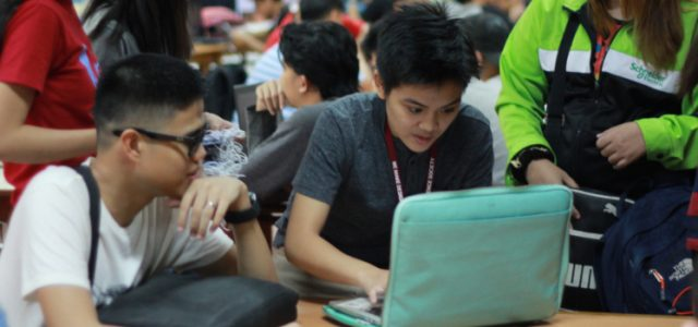 Microsoft, Ateneo, & ATRIEV host hackathon for the visually-impaired