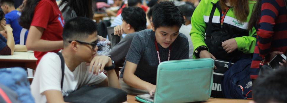 Microsoft, Ateneo, & ATRIEV host hackathon for the visually-impaired