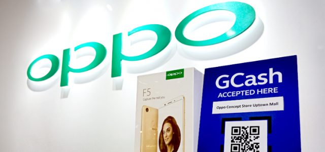OPPO is the first mobile brand to accept GCash Scan to Pay in PH