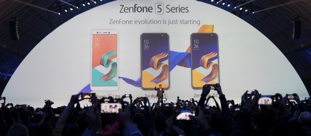 MWC 2018 | ASUS Launches The New ZenFone 5 Series
