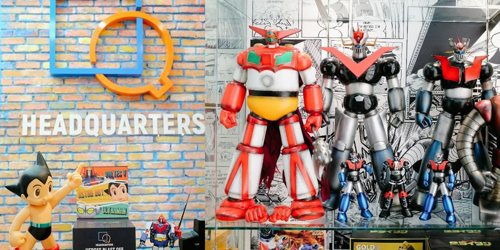 Headquarters Opens Its Doors To Geeks In Uptown BGC