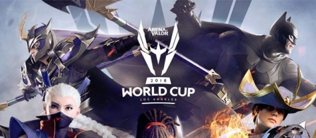 Garena Arena of Valor World Cup About to Begin as 12 Elite Teams Start to Assemble
