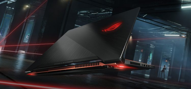 ASUS Republic Of Gamers Unleashes a Full Line-up of 8th Generation 6-Core 12-Thread Powered Gaming Laptops