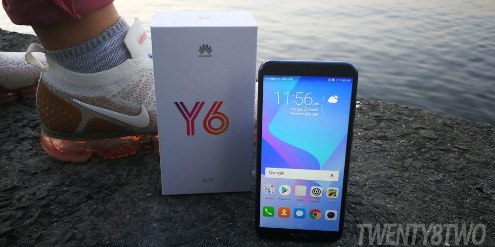 FIRST IMPRESSIONS   Huawei Y6