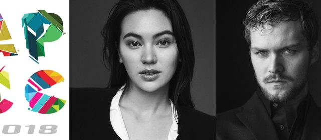 Jessica Henwick and Finn Jones Headline The First Batch Of APCC 2018 Attendees