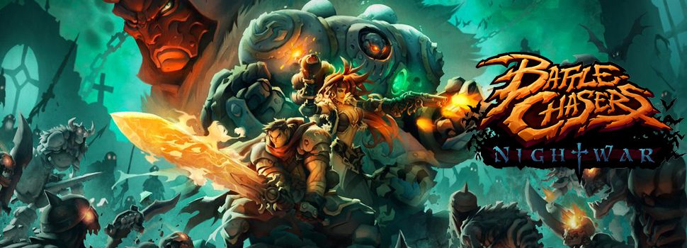 WHY PLAY | Battle Chasers: Nightwar