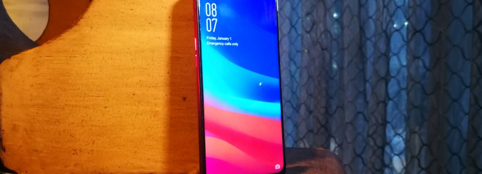 The OPPO F9 Is A Heavyweight Midranger | Specs And Pricing