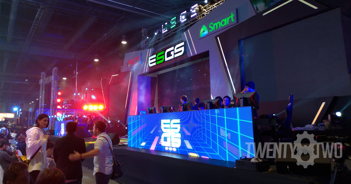 ESGS 2018 Main Stage