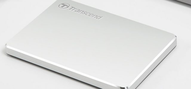 Transcend Introduces Ultra Slim Portable Storage StoreJet 25C3S