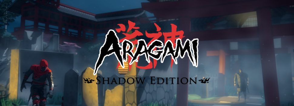 Aragami Gets A Nintendo Switch Release