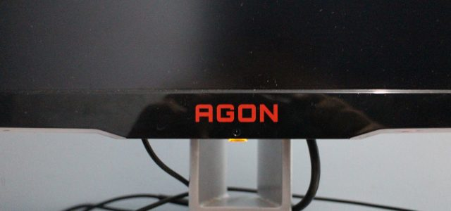 DAILY DRIVEN | The AGON AG322FCX Gaming Monitor