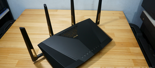 DAILY DRIVEN   ASUS RT-AX88U (Review)