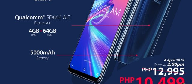Shopee 4.4 will Feature a Marked Down ZenFone Max Pro M2!