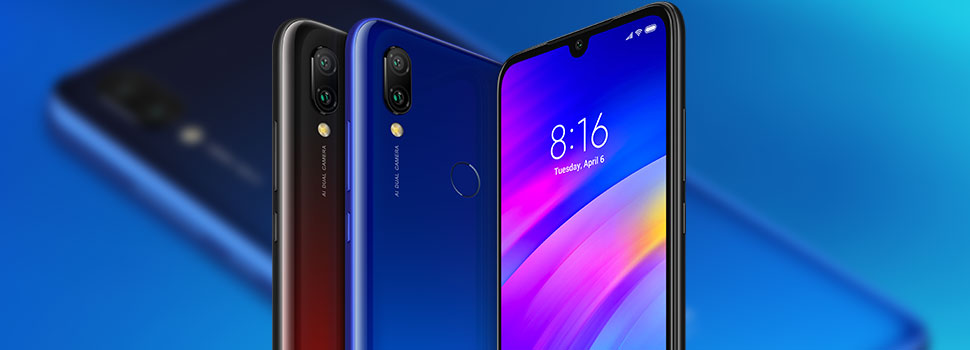 The Redmi 7 Will Be Available Starting April 19 At P5,890