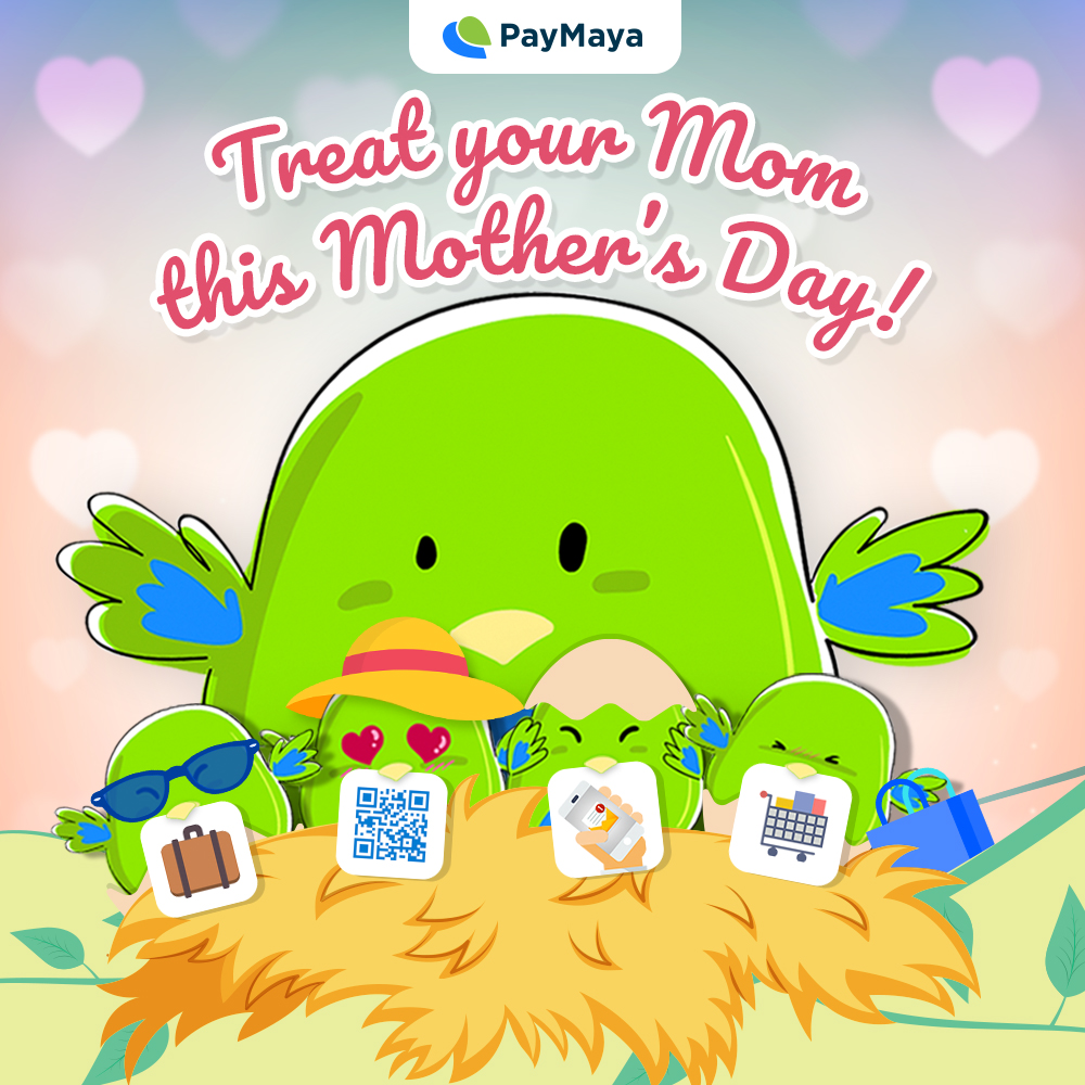 PayMaya Mother's Day Image