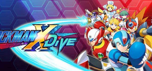 Mega Man X DiVE Opens Global Closed Beta Testing