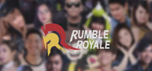 Rumble Royale kicks off Charity Stream for the Survivors of the Taal Volcano Eruption