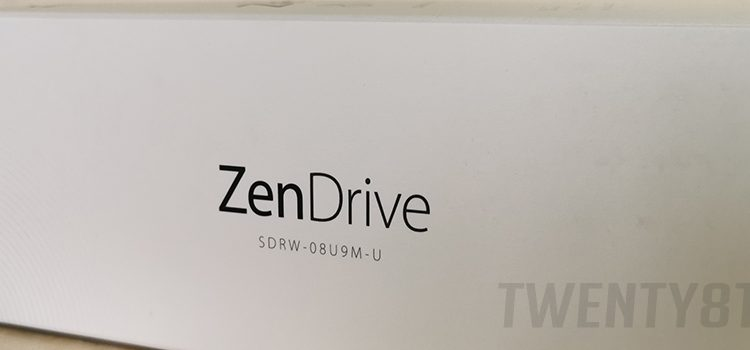 DAILY DRIVEN | ASUS ZenDrive SDRW-08U9M-U Review