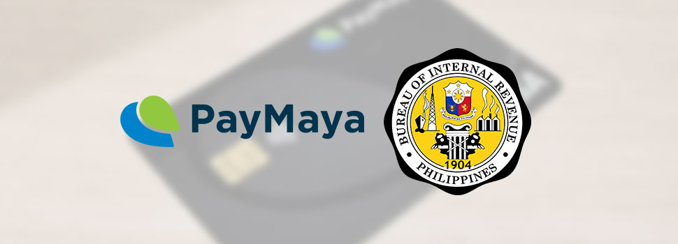 How to pay your BIR taxes via PayMaya