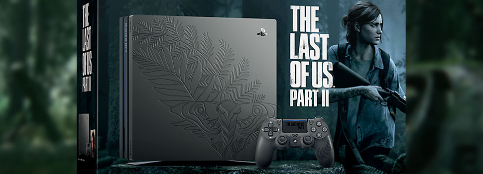 Sony announces 'The Last of Us 2' Limited Edition PS4 Pro