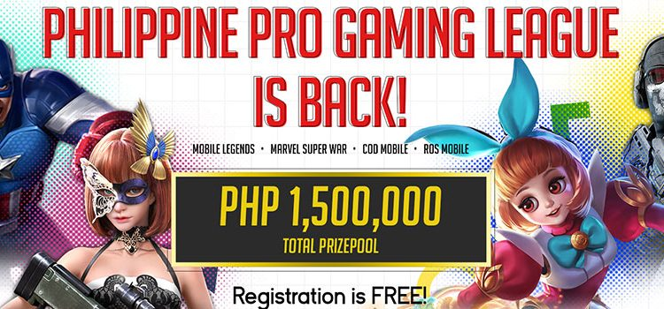 PPGL kicks off its first season in support of frontliners