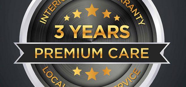 Lenovo now has 3-year Premium Care Warranty