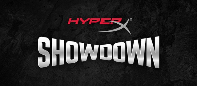 HyperX Announces The HyperX Showdown
